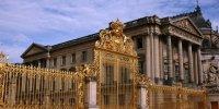 Château de Versailles grilles dorées