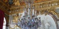 Château de Versailles lustre