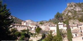 Saint-Guilhem village