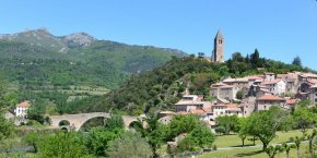 Olargues village hérault