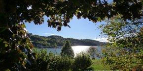 Lac de la Raviège hérault