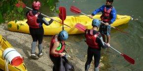 Canoe hérault
