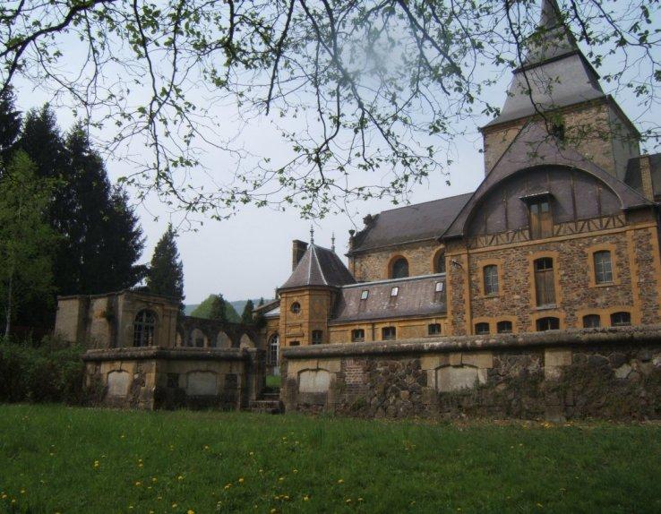 Abbaye de Laval Dieu à Monthermé