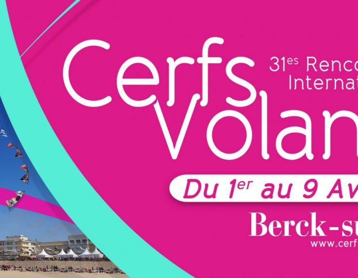 Rencontres internationales Cerfs-Volants Berck