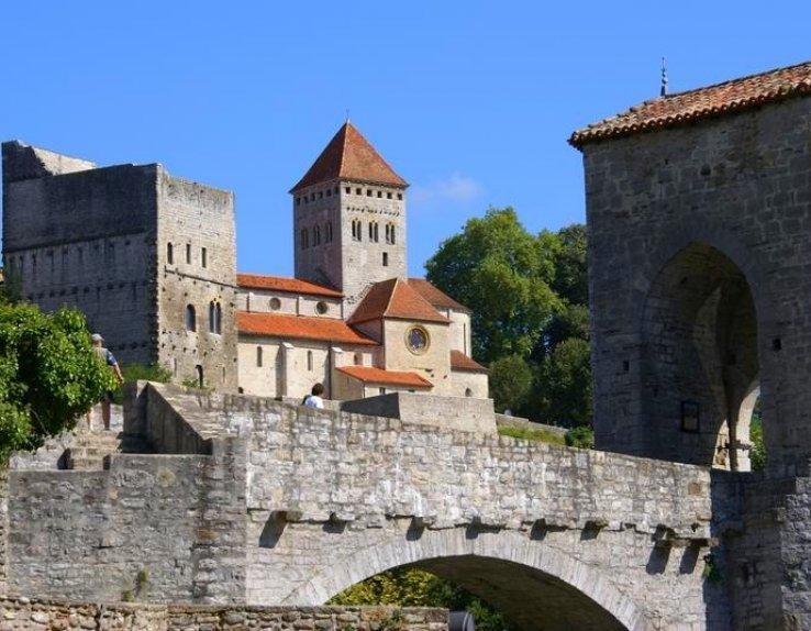 Sauveterre de Béarn, village médiéval