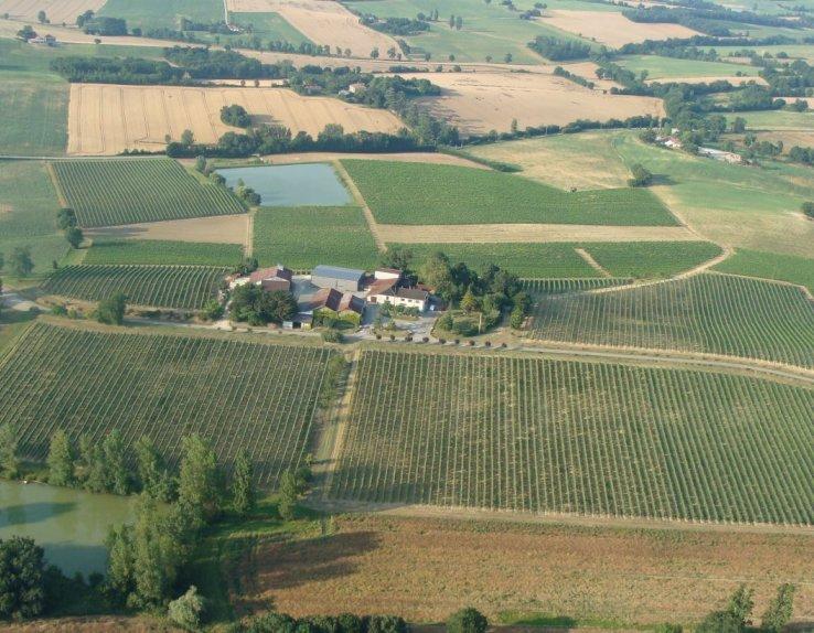 Domaine d'Embidoure Réjaumont