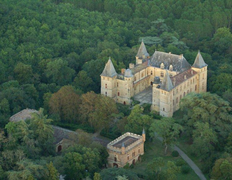 Château de Caumont Cavzaux-Savès