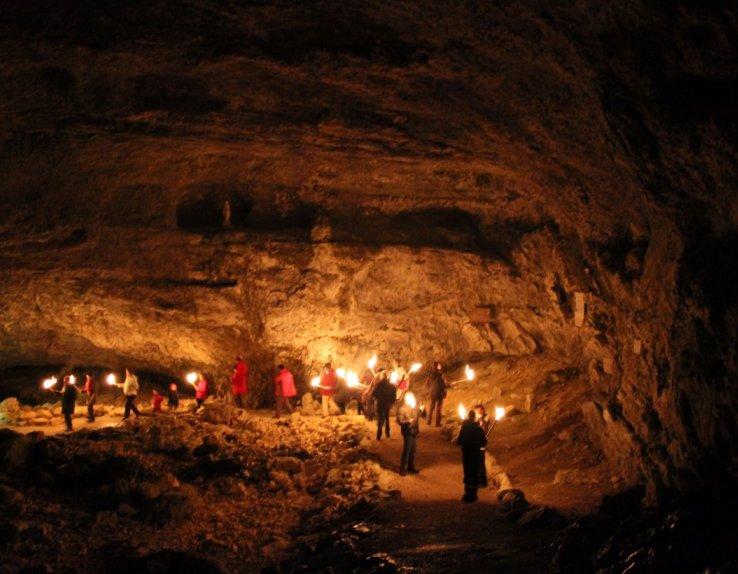 Grotte de la luire