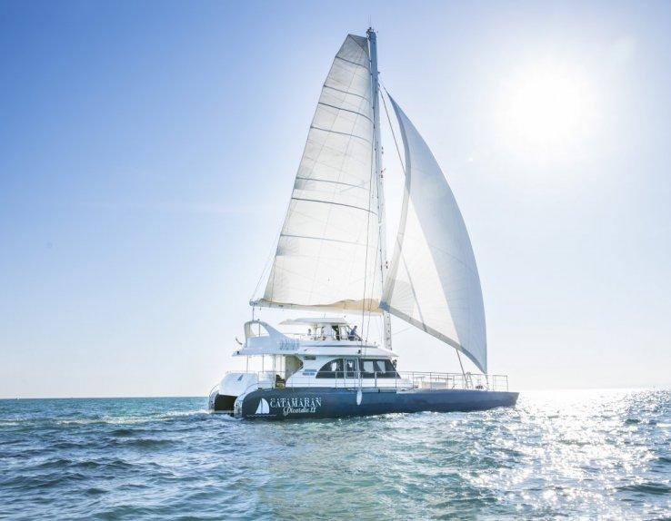 Catamaran picardie II