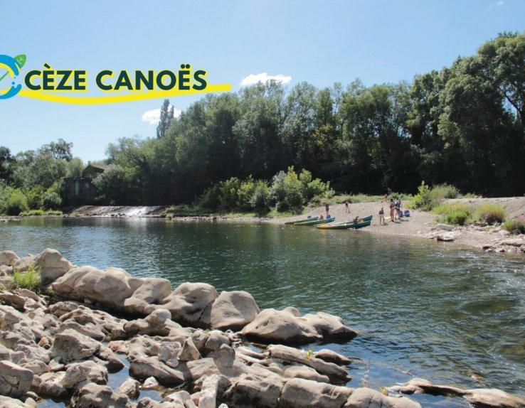 2 bases pour vous accueillir. 10 parcours accessibles à tous, en famille ou en groupe, avec tarifs réduits. Des embarcations de 1 à 4 places. Goudargues-Gard.