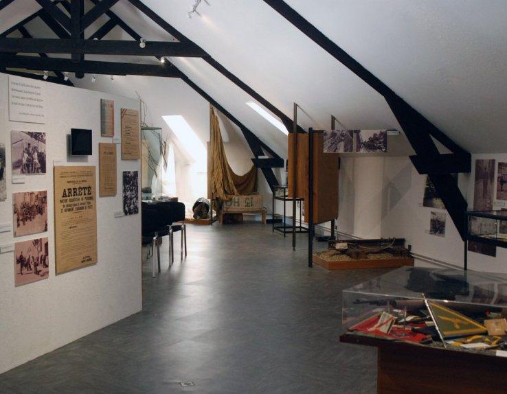 Musée de la Résistance en Morvan de Saint-Brisson