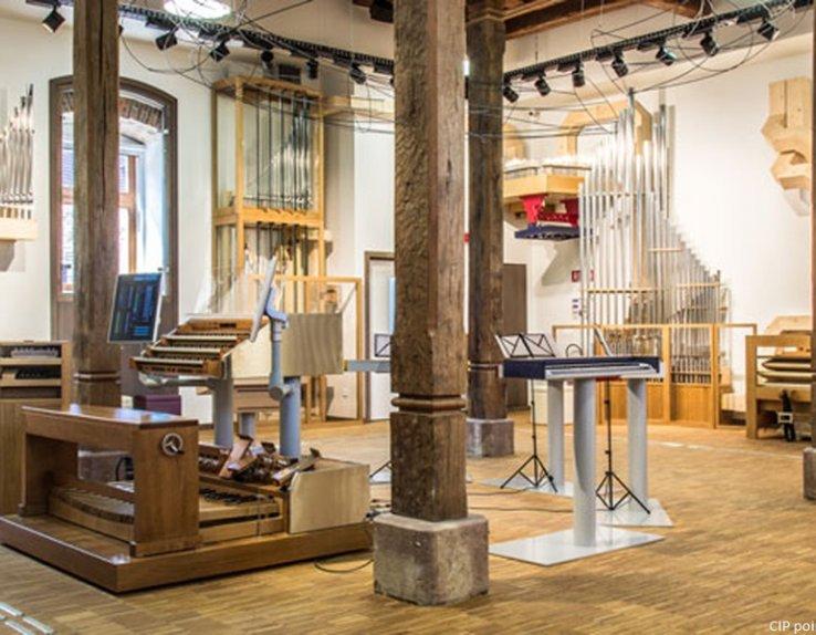 Organum CIP Point d'orgue