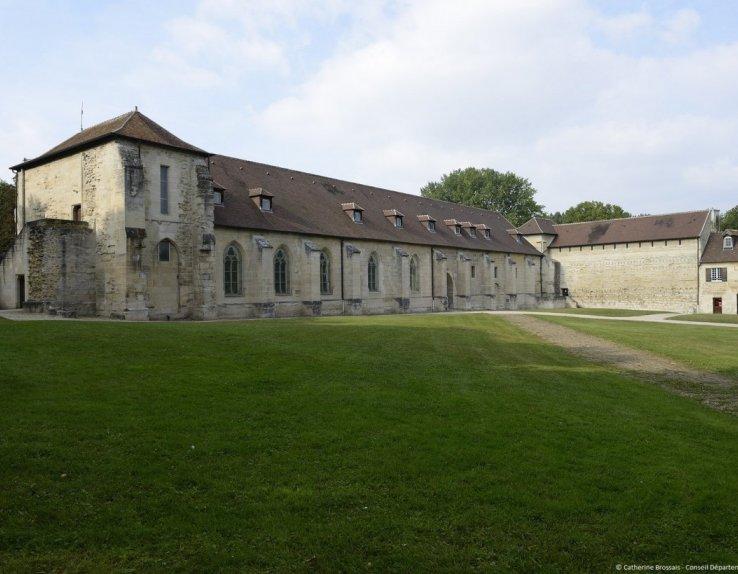 Abbaye de Maubuisson Saint-ouen-l'Aumône