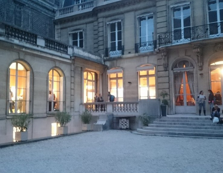 Extérieur Le Musée de la Contrefaçon Paris