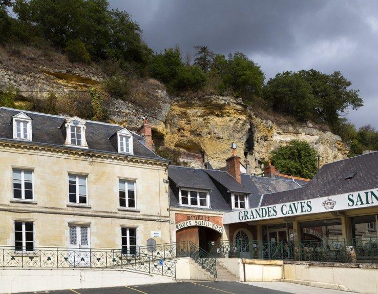 Les Grandes Caves Saint Roch Blanc Foussy