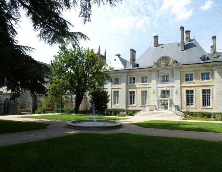 Palais épiscopal de Belley