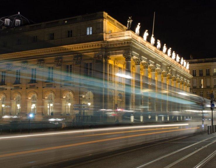 Le Grand Théâtre Bordeaux