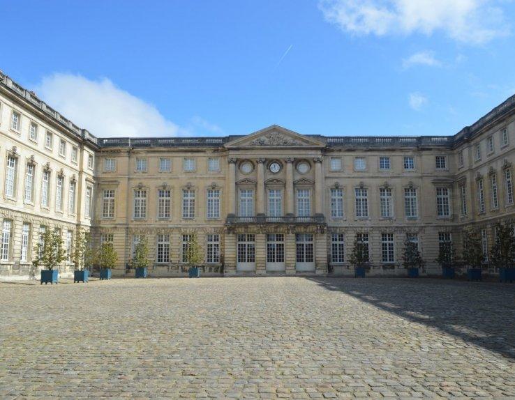 Extérieur Palais de Compiègne