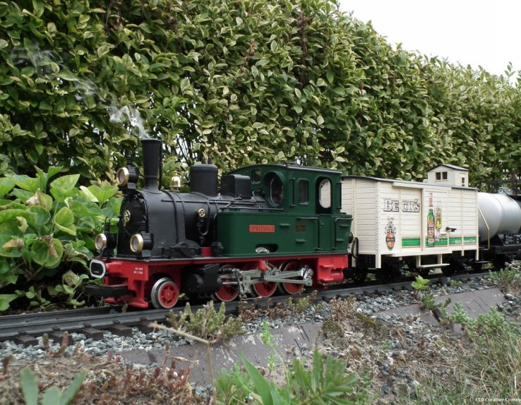 Jardin des Trains