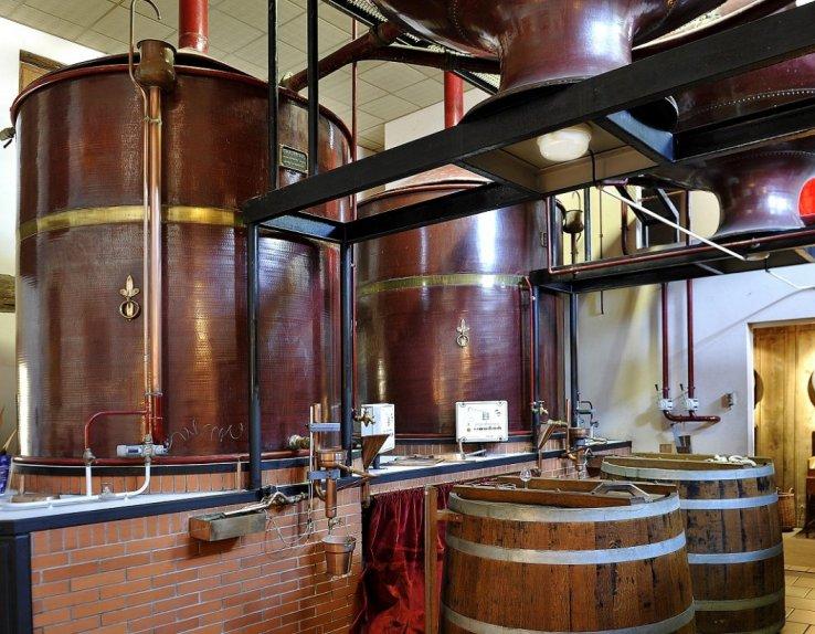 Visiter l'écomusée de Cognac