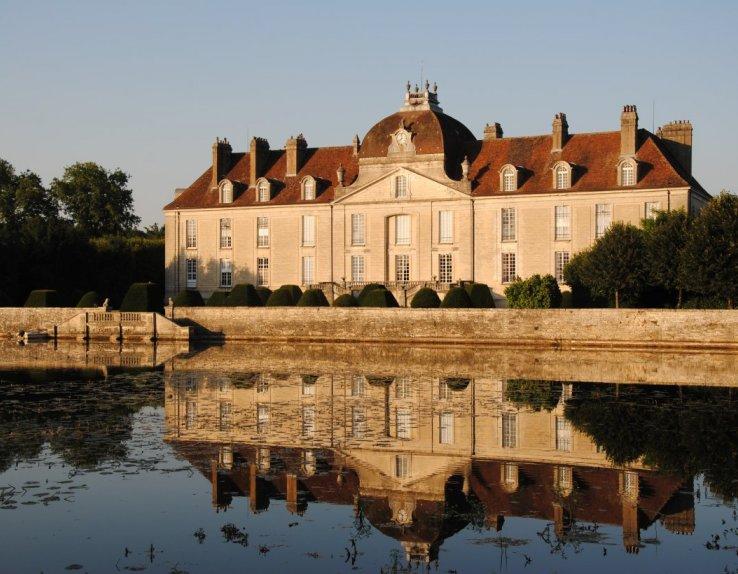Chateau de fontaine francaise