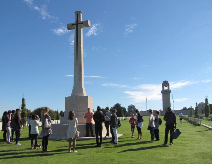 Le Mémorial National Australien de Villers-Bretonneux
