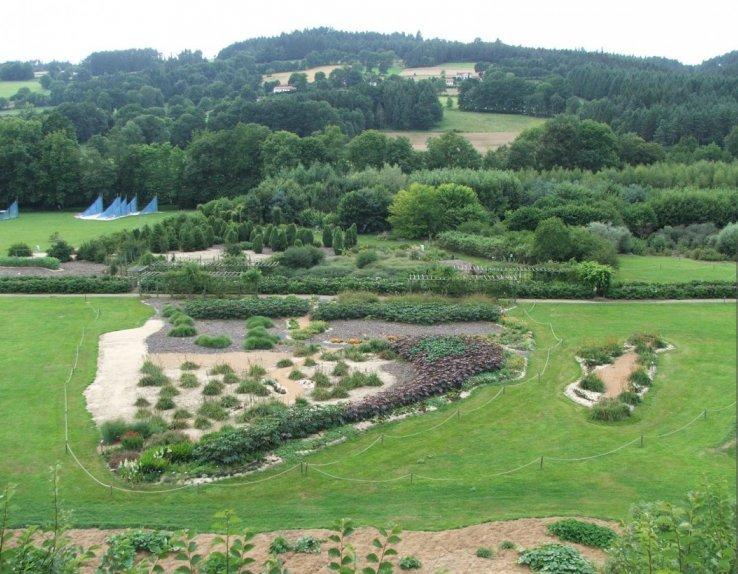 Le Jardin pour la Terre Arlanc