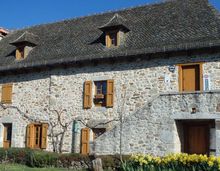 Maison de la Chataîgne Mourjou